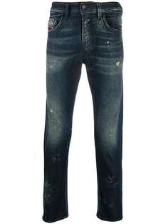 Diesel джинсы Thommer JoggJeans с эффектом потертости