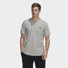 Футболка Athletics Graphic adidas Sportswear