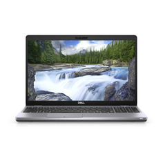 "Ноутбук DELL Latitude 5510, 15.6"", Intel Core i5 10310U 1.7ГГц, 8ГБ, 512ГБ SSD, Intel UHD Graphics , Windows 10 Professional, 5510-9012, серебристый"