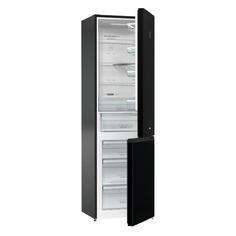 Холодильник Gorenje RK6201SYBK, двухкамерный, черный