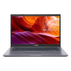 "Ноутбуки Ноутбук ASUS VivoBook A409FA-EB488, 14"", IPS, Intel Pentium Gold 5405U 2.3ГГц, 4ГБ, 256ГБ SSD, Intel UHD Graphics , Endless, 90NB0MS2-M07330, серый"