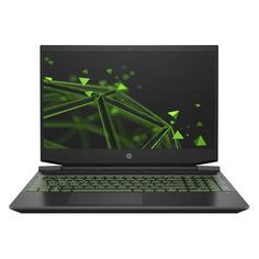 "Ноутбук HP Pavilion Gaming 15-ec1064ur, 15.6"", IPS, AMD Ryzen 7 4800H 2.9ГГц, 16ГБ, 512ГБ SSD, NVIDIA GeForce GTX 1660 Ti MAX Q - 6144 Мб, Free DOS, 22N76EA, черный"
