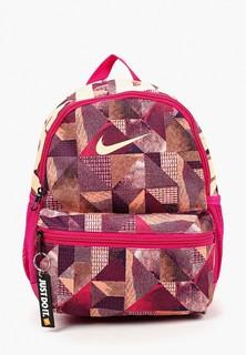 Рюкзак Nike Y NK BRSLA JDI MINI BKPK - AOP