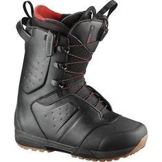 Ботинки сноубордические Salomon 17-18 Synapse Wide JP Black - 42,0 EUR