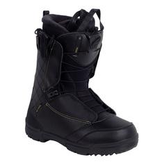 Ботинки сноубордические Salomon 17-18 Pearl Black/Gold - 38,0 EUR