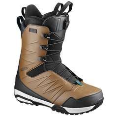 Ботинки сноубордические Salomon 19-20 Synapse Otter/Black/Green Gables - 41,5 EUR