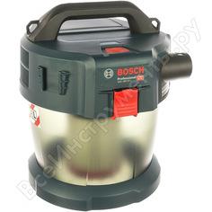 Аккумуляторный пылесос bosch gas 18v-10 l 06019c6300