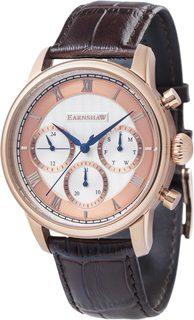 Мужские часы в коллекции Longitude Мужские часы Earnshaw ES-8105-04