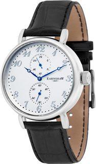 Мужские часы в коллекции Grand Legacy Мужские часы Earnshaw ES-8091-02