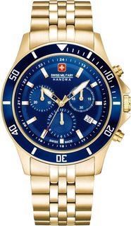 Швейцарские мужские часы в коллекции Aqua Мужские часы Swiss Military Hanowa 06-5331.02.003