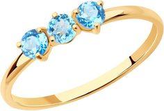 Золотые кольца Кольца SOKOLOV 716246_s