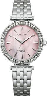Японские женские часы в коллекции Elegance Женские часы Citizen ER0210-55Y