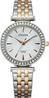 Японские женские часы в коллекции Elegance Женские часы Citizen ER0216-59D