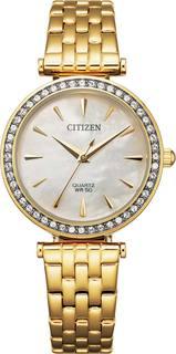 Японские женские часы в коллекции Elegance Женские часы Citizen ER0212-50Y