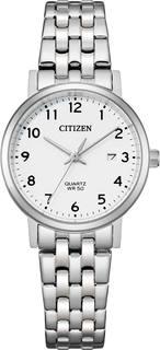 Японские женские часы в коллекции Basic Женские часы Citizen EU6090-54A