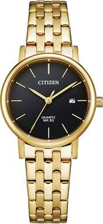 Японские женские часы в коллекции Basic Женские часы Citizen EU6092-59E