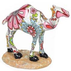 Фигурка декоративная Верблюд Y6-2651 I.K, 11 см
