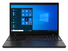 Ноутбук Lenovo ThinkPad L15 G1 T 20U3000PRT (Intel Core i7-10510U 1.8 GHz/8192Mb/256Gb SSD/Intel UHD Graphics/Wi-Fi/Bluetooth/Cam/15.6/1920x1080/Windows 10 Pro 64-bit)