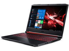 Ноутбук Acer Nitro 5 AN515-55-54A9 NH.Q7MER.00D (Intel Core i5-10300H 2.5 GHz/8192Mb/256Gb SSD/nVidia GeForce GTX 1650 4096Mb/Wi-Fi/Bluetooth/Cam/15.6/1920x1080/Windows 10 Home 64-bit)