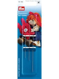 Иглы для работы с мягкими игрушками Prym 131140
