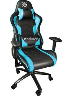 Компьютерное кресло Defender Interceptor CM-363 64363 Выгодный набор + серт. 200Р!!!