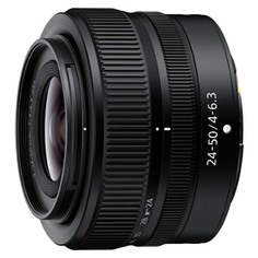 Объектив Nikon Nikkor Z 24-50mm f/4-6.3 (JMA712DA)