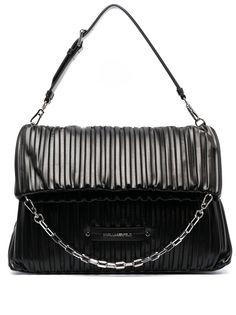 Karl Lagerfeld сумка-тоут K/Kushion с клапаном