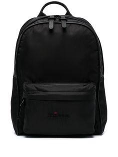 Kiton рюкзак с вышитым логотипом