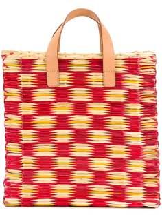Comme Des Garçons Comme Des Garçons плетеная сумка-тоут