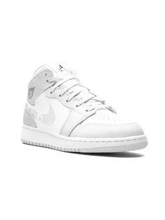 Jordan Kids кроссовки Air Jordan 1 MID SE GS