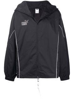 Puma легкая куртка с логотипом
