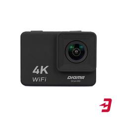 Экшн-камера Digma DiCam 800 черная
