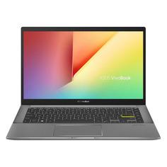 """Ноутбук ASUS VivoBook M433IA-EB575, 14"""", IPS, AMD Ryzen 5 4500U 2.3ГГц, 16ГБ, 512ГБ SSD, AMD Radeon , noOS, 90NB0QR4-M08790, черный"""