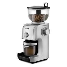 Кофемолки Кофемолка KITFORT КТ-749, серый