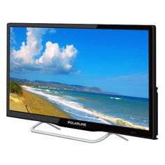 "Телевизоры Телевизор POLARLINE 24PL12TC, 24"", HD READY"