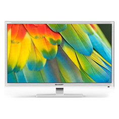 "Телевизоры Телевизор SHARP LC24CHF4012EW, 24"", HD READY"