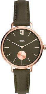 Женские часы в коллекции Kalya Женские часы Fossil ES4975