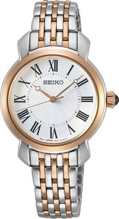 Японские женские часы в коллекции CS Dress Женские часы Seiko SUR628P1