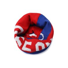Шерстяной шарф-снуд Catya