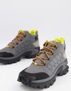 Серые ботинки CAT Resistor-Серый Caterpillar