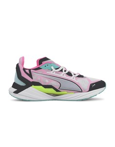 Розовые кроссовки PUMA Running Ultraride-Розовый цвет
