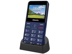 Сотовый телефон Philips E207 Xenium Blue