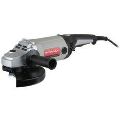 Шлифмашина угловая Интерскол УШМ-230/2100Т 2100 Вт 230 мм