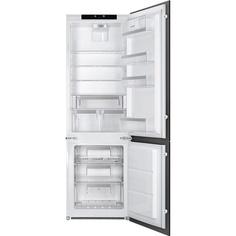 Встраиваемый холодильник Smeg C8174N3E