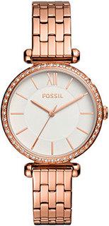 fashion наручные женские часы Fossil BQ3497. Коллекция Tillie