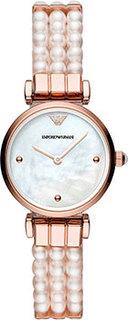 fashion наручные женские часы Emporio armani AR11317. Коллекция Gianni T-Bar