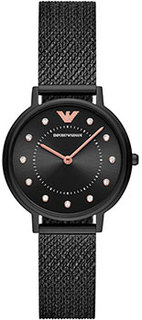 fashion наручные женские часы Emporio armani AR11252. Коллекция Kappa