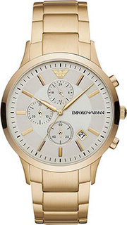 fashion наручные мужские часы Emporio armani AR11332. Коллекция Renato