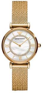 fashion наручные женские часы Emporio armani AR11321. Коллекция Gianni T-Bar