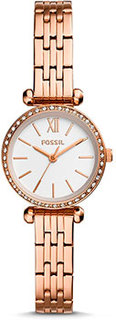 fashion наручные женские часы Fossil BQ3502. Коллекция Tillie Mini